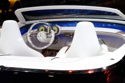 Interieur Mercedes Concept