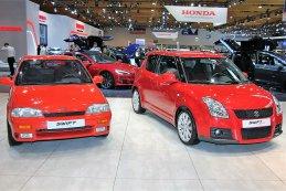 Suzuki Swift oud vs. nieuw