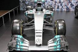 Mercedes Formule 1