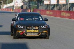 Dylan Derdaele/Mathieu van der Poel - BMW M235i