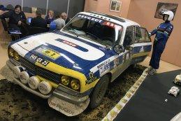 Peugeot 504 - Safari Rally 1976