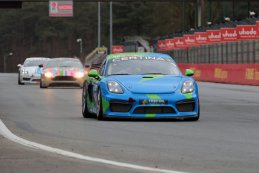 Allied-Racing - Porsche Cayman GT4 CS MR