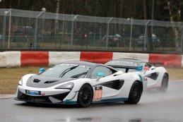 Team GT - McLaren 570S GT4