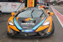 Las Moras Racing by Equipe Verschuur - McLaren 570S GT4