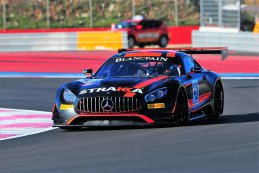Strakka Racing - Mercedes-AMG GT3