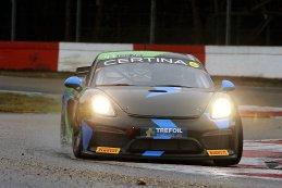 Allied Racing - Porsche Cayman GT4 CS MR