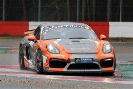 Schwede Motorsport - Porsche Cayman GT4 CS MR