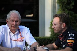 Adrian Newey & Christopher Horner
