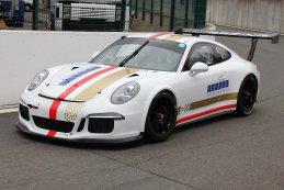 JJ Racing - Porsche 991 GT3 Cup
