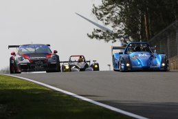 Comparex Racing by EMG Motorsport & M-Racing - Porsche 991 & Radical SR3 RS
