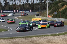 Start 2018 Blancpain GT Sprint Cup Zolder Race 1