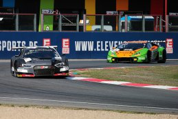 Belgian Audi Club Team WRT vs GRT Grasser Racing Team - Audi R8 LMS vs Lamborghini Huracan GT3