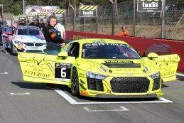 Phoenix Racing - Audi R8 LMS GT4
