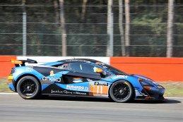 Equipe Verschuur - McLaren 570S GT4