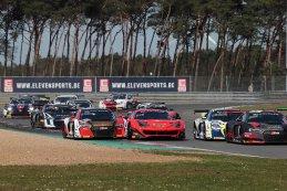 2018 Blancpain GT Sprint Cup Zolder Race 2