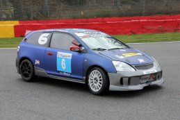 De Laet/Van Billoen - Honda Civic EP3 R