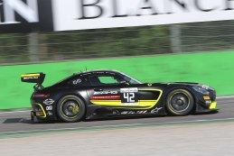 Strakka Racing - Mercedes-AMG GT3