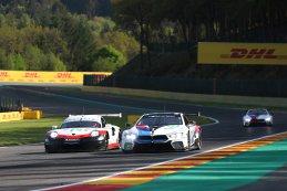 Porsche 911 RSR vs. BMW M8 GTE