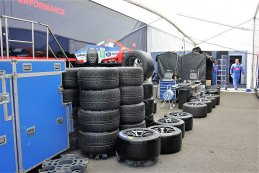 Banden Ford Chip Ganassi Team UK