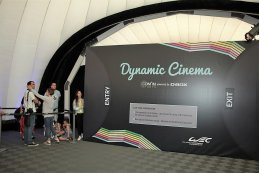 Dynamic cinema