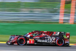 Rebellion Racing - Rebellion R13-Gibson
