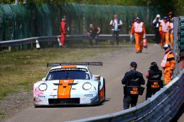 Crash Gulf Racing - Porsche 911 RSR