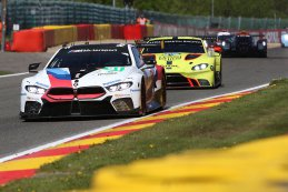BMW Team MTEK vs. Aston Martin Racing - BMW M8 GTE vs. Aston Martin Vantage