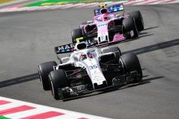 Sergey Sirotkin & Esteban Ocon - Williams & Force India