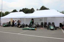 Paddock FIA Lurani Trophy for Formula Junio Cars