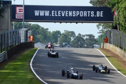 2018 FIA Lurani Trophy for Formula Junior Cars qualifying