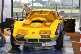 Luc Brankaert - Chevrolet Corvette