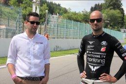 Pascal Ursi en Tom Boonen