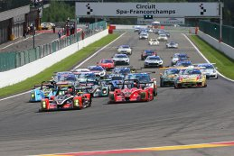 Start 2018 Belcar Spa Euro Race