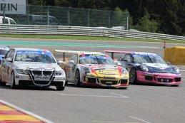QSR Racing School vs. No Speed Limit vs. PK Carsport - BMW 325i vs. Porsche 991