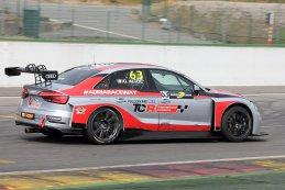 Giovanni Altoè - Audi RS3 LMS