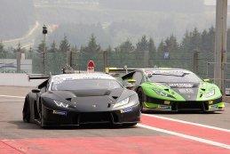Target Racing en Imperiale Racing - Lamborghini Huracan GT3