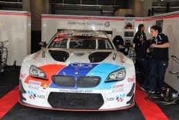 BMW Team Teo Martín - BMW M6 GT3
