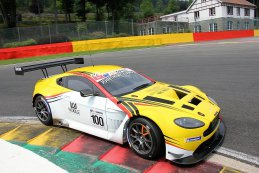 Aston Martin Brussels Racing - Aston Martin Vantage GT3