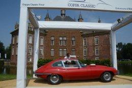Coppa Classic nabij het Kasteel de Merode te Westerlo
