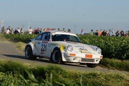 Anders Johnsen/Ingrid Johnsen - Porsche 911 Carrerra RSR 3.0