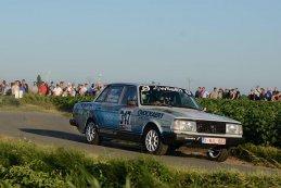 Bram Fonteyne/Sabine Bruyneel - Volvo 240