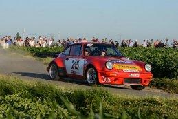 Carlo Mylle/Steven Vyncke - Porsche 911 Carrera RSR 3.0