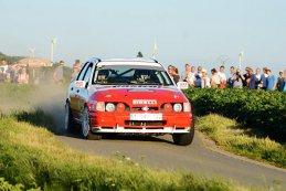 Stefaan Stouf/Joris Erard - Ford Siera RS Cosworth 4x4