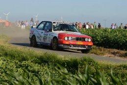 Mats van den Brand/Eddy Smeets - BMW M3 E30