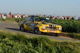 Stephen Vankemmel/Marc Vandemoortele - Opel Ascona A