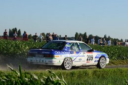 Harri Toivonen/Cedric Wrede - Ford Sierra RS Cosworth 4x4
