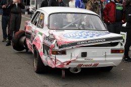 Hans-Gerd Brauneiser - Ford Escort MRS2000