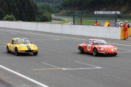 Guy Francois vs. Andreas Fricke - Lotus Elan vs. Alpine A110