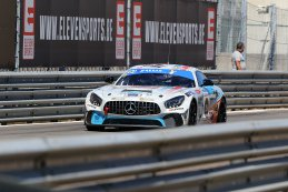 QSR Racing School - Mercedes-AMG GT4