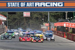 Start 2018 Belcar Zolder Superprix